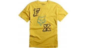 FOX Frame Bender t-shirt manica corta bambini-t-shirt Boys mis M yellow