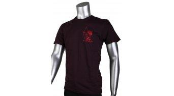 Fox Neon Indian T-Shirt kurzarm Herren-T-Shirt plum