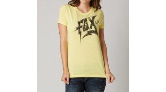 Fox Bazooka camiseta de manga corta Señoras-camiseta Crew Neck tamaño XL blondie