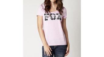 Fox Free Fallin T-Shirt kurzarm Damen-T-Shirt Scoop Gr. XL sweet pea