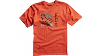 Fox Cameron T-Shirt kurzarm Kinder-T-Shirt Boys Gr. 140/146 (L) blood orange