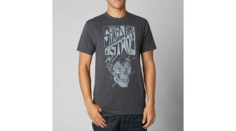 Fox Digger camiseta de manga corta Caballeros-camiseta tamaño XL heather negro