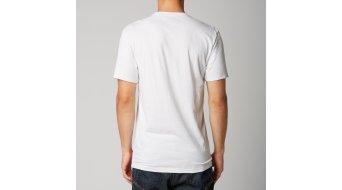 Fox Grip T-Shirt kurzarm Herren-T-Shirt Gr. L heather chalk