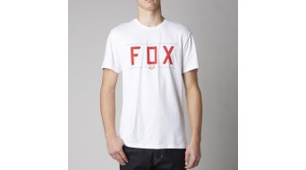 Fox Forcible T-Shirt kurzarm Herren-T-Shirt optic white