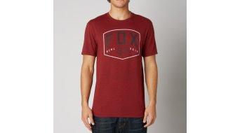 Fox LoopOut camiseta de manga corta Caballeros-camiseta Premium Tee tamaño S heather rojo