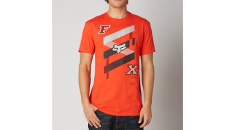FOX Podium Bound T-maillot manches courtes hommes-T-maillot premium Tee taille L blood orange
