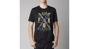 Fox Thunderous camiseta de manga corta Caballeros-camiseta negro