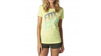 Fox Hidden T-Shirt kurzarm Damen-T-Shirt Crew Neck