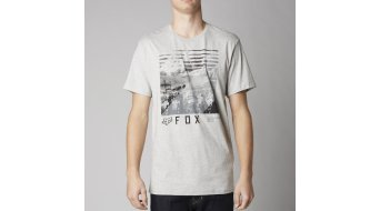 Fox Wound Tight T-Shirt kurzarm Herren-T-Shirt heather grey