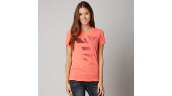 Fox TurnUp T-Shirt kurzarm Damen-T-Shirt Crew XL