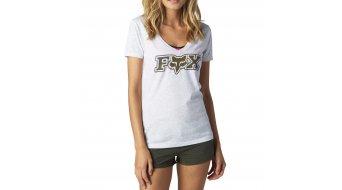Fox Vapors T-Shirt kurzarm Damen-T-Shirt V-Neck