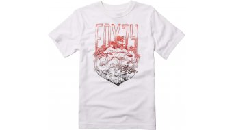 Fox Angled T-Shirt kurzarm Kinder-T-Shirt Youth