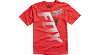 Fox Digitize T-Shirt kurzarm Kinder-T-Shirt Youth Gr. YXL red