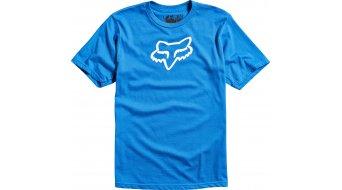 Fox Legacy T-Shirt kurzarm Kinder-T-Shirt Youth Gr. 122/128 (YS) blue