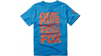 Fox Liquify T-Shirt kurzarm Kinder-T-Shirt Kids electric blue