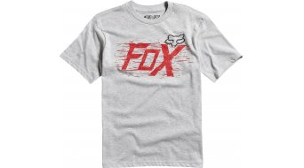 Fox Rewinder camiseta de manga corta niños-camiseta Youth tamaño YXL heather grey