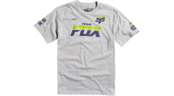 FOX Team FOX t-shirt manica corta bambini- t-shirt Youth mis. YL heather grey