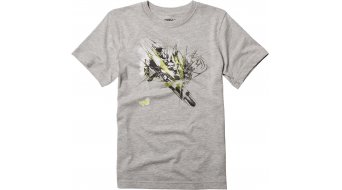 FOX Whip t-shirt manica corta bambini- t-shirt Youth . heather grey