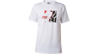 Fox Adik T-Shirt kurzarm Herren-T-Shirt Tee optic white