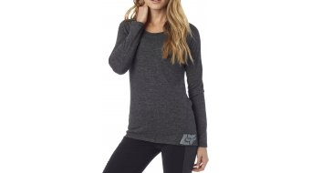 Fox Certain T-Shirt langarm Damen-T-Shirt Womens Tee black