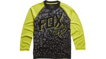 FOX Hesston t-shirt manica lunga bambini- t-shirt Youth Tee . black