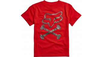FOX Lansing t-shirt manica corta bambini- t-shirt Kids Tee . flame red