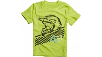Fox Olathe T-Shirt kurzarm Kinder-T-Shirt Kids Tee Gr. 104 (KS) flo yellow