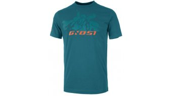 Ghost MTN Casual Line Rebel T-Shirt 短袖 型号 green/橙色