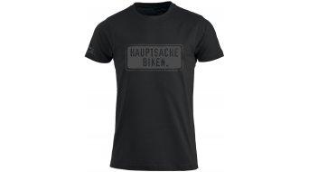 HIBIKE Hauptsache biking. camiseta de manga corta Caballeros-camiseta