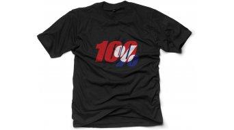 100% Black House T-Shirt kurzarm Gr. S black