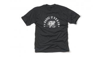 100% Badger T-Shirt 短袖 型号 charcoal