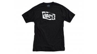 100% Flag T-Shirt 短袖 男士 型号 black