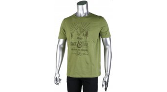 Maloja CarlM. T-shirt short sleeve men-T-shirt size M avocado