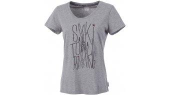 Maloja KaskadenM. T-camiseta de manga corta Señoras-camiseta tamaño M grey melange- Sample