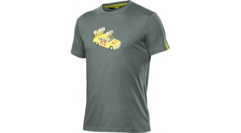 Mavic Yellow Car T-Shirt kurzarm Herren-T-Shirt balsam green