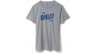 Oakley Legs T-Shirt kurzarm Herren-T-Shirt Gr. L heather grey (Regular Fit)