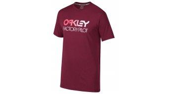 Oakley Shifter camiseta de manga corta Caballeros-camiseta tamaño S rhone (Regular Fit)