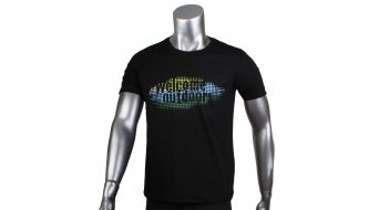 Ortlieb camiseta de manga corta negro
