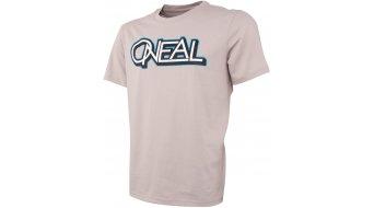 ONeal Logo Plain camiseta de manga corta tamaño S gris- MODELO DE DEMONSTRACIÓN Verfärbungen en el hombro