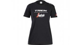 Santini Trek-Segafredo T-Shirt Women 短袖 型号 black 款型 2018