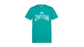 Zimtstern TSM Mounting camiseta de manga corta Caballeros-camiseta tamaño L atlantic- modelos de demonstración sin sichtbare Mängel