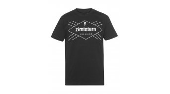 Zimtstern TSM Ride Free camiseta de manga corta Caballeros-camiseta negro