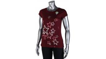 Zimtstern TSW Stars And Chains camiseta de manga corta Señoras-camiseta tamaño M ruby wine- modelos de demonstración sin sichtbare Mängel