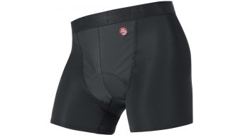 GORE BIKE WEAR Base Layer mutande corto uomini- mutande WINDSTOPPER Boxer Short+ (Contest Men-fondello) mis. S black