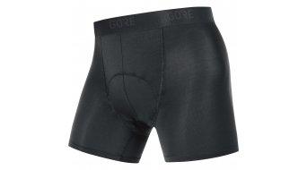 GORE C3 Boxershorts 内裤 男士 (Active Various-臀部垫层) 型号 black