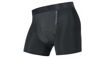 GORE C3 Gore Windstopper Boxershorts 内裤 男士 (Active Various-臀部垫层) 型号 black