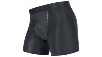 GORE C3 Gore Windstopper Boxer 内裤 女士 (Active Various 女士-臀部垫层) 型号 black