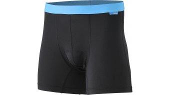 Shimano Boxershorts Unterhose Herren-Unterhose (inkl. Sitzpolster) black