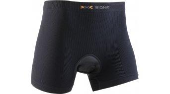 X-Bionic Energizer BT 2.1 mutande corto da donna- mutande Boxer (X-Bionic-fondello) . black/arancione