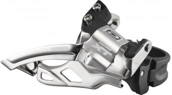 Shimano XT FD-M785 2x10 desviador delantero 34,9/31,8/28,6mm 10-velocidades Top Swing Dual Pull 66-69° para 38-44 dientes (Embalaje RETAIL)